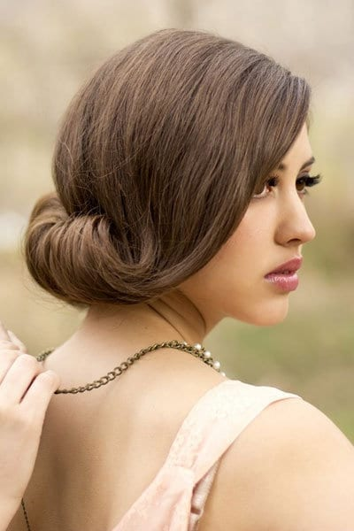 Easy 100 wedding hairstyles for every hair length   Eddy K Bridal ...