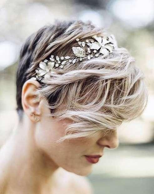 Easy 100 Wedding Hairstyles For Every Hair Length Eddy K Bridal Gowns Designer Wedding Dresses 2020