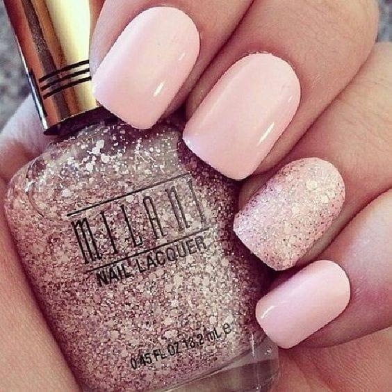 65 Easy gorgeous wedding nails ideas for 2017 | Eddy K Bridal Gowns ...