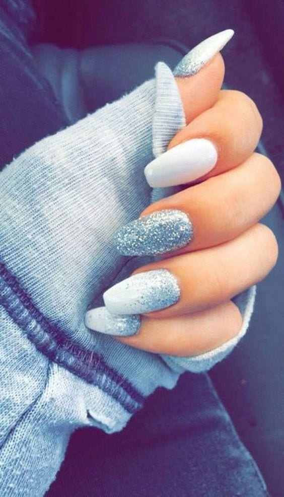 65 Easy gorgeous wedding nails ideas for 2017 | Eddy K Bridal Gowns ...