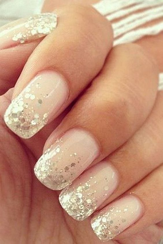 65 Easy gorgeous wedding nails ideas for 2017 | Eddy K Bridal Gowns | Designer  Wedding Dresses 2018 - 65 Easy Gorgeous Wedding Nails Ideas For 2017 Eddy K Bridal Gowns