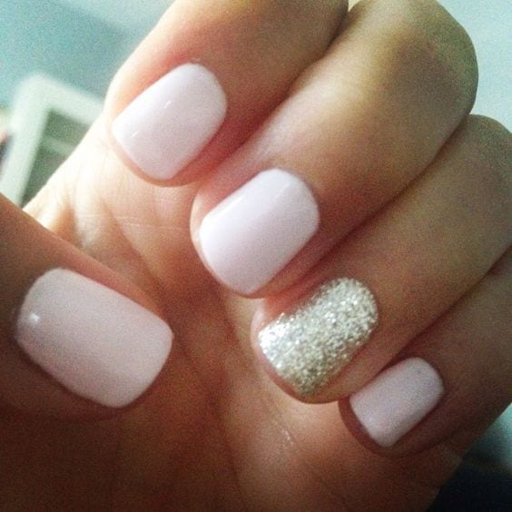 65 Easy Gorgeous Wedding Nails Ideas For 2017 Eddy K