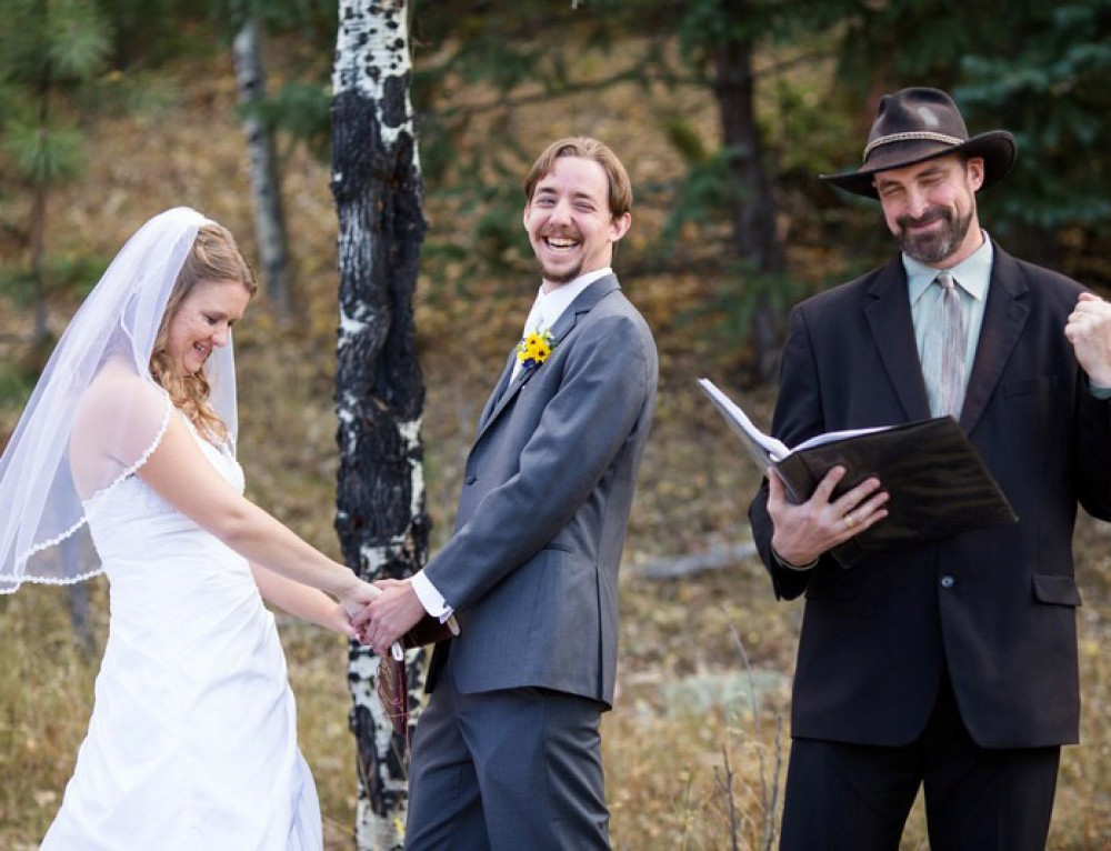 How to find or Become a wedding officiant in 3 MINUTES