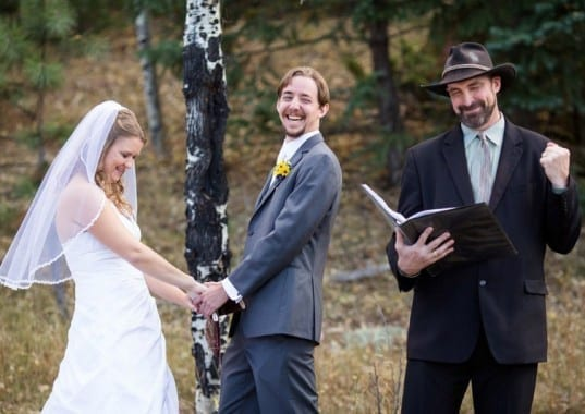 How to find or Become a wedding officiant in 10 MINUTES – Eddy K