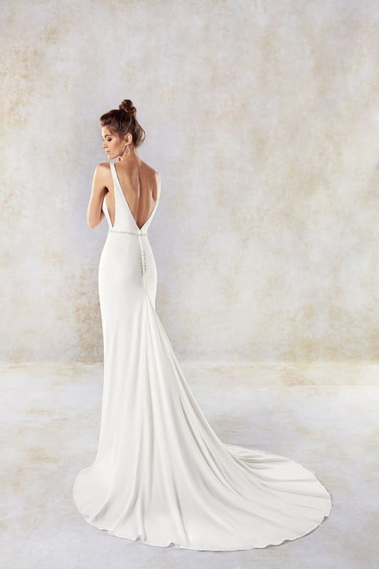 Wedding Dress Sek1182 Eddy K Bridal Gowns Designer Wedding