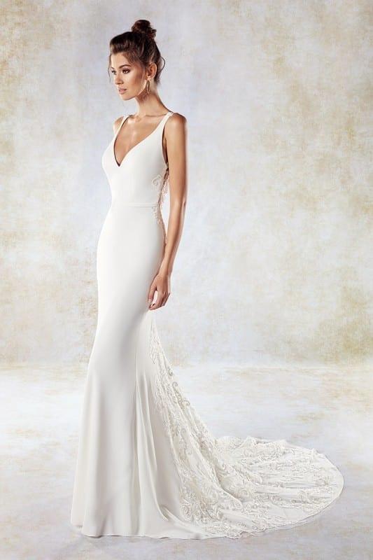 7135ce0f666 Related Styles You Might Like. Wedding Dress EK1264