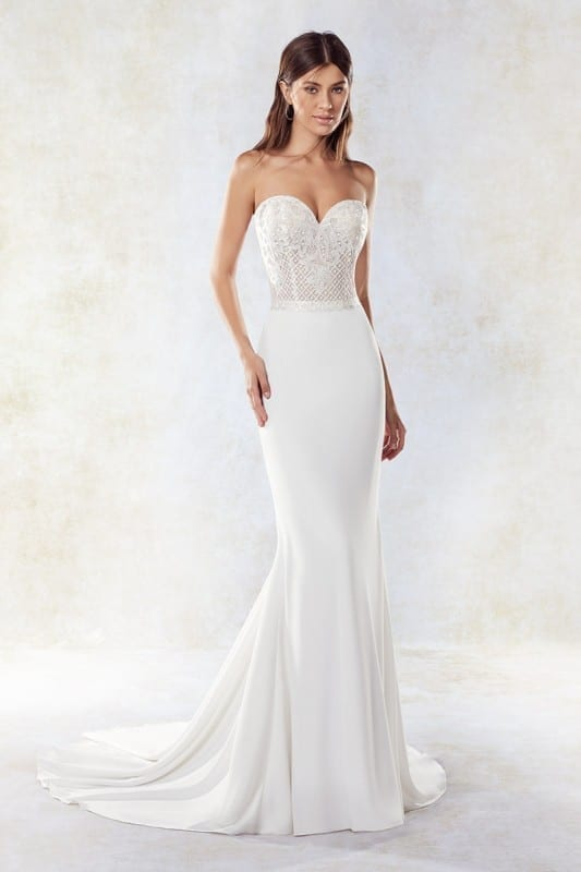 Wedding Dress Sek1193 Eddy K Bridal Gowns Designer