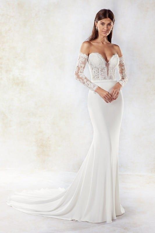 29eed14c3e4b Wedding Dress SEK1197 – Eddy K Bridal Gowns | Designer Wedding ...
