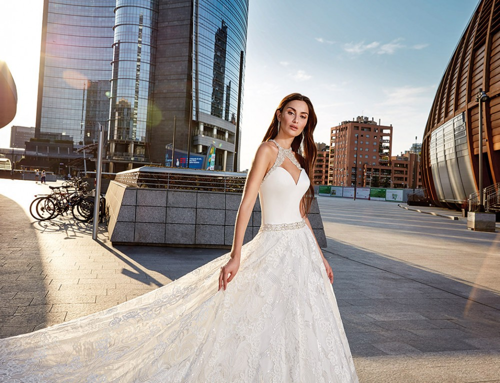 Wedding Dress SKY130