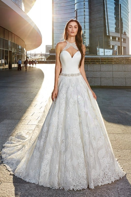 A-line | Eddy K Bridal Gowns | Designer Wedding Dresses 2018