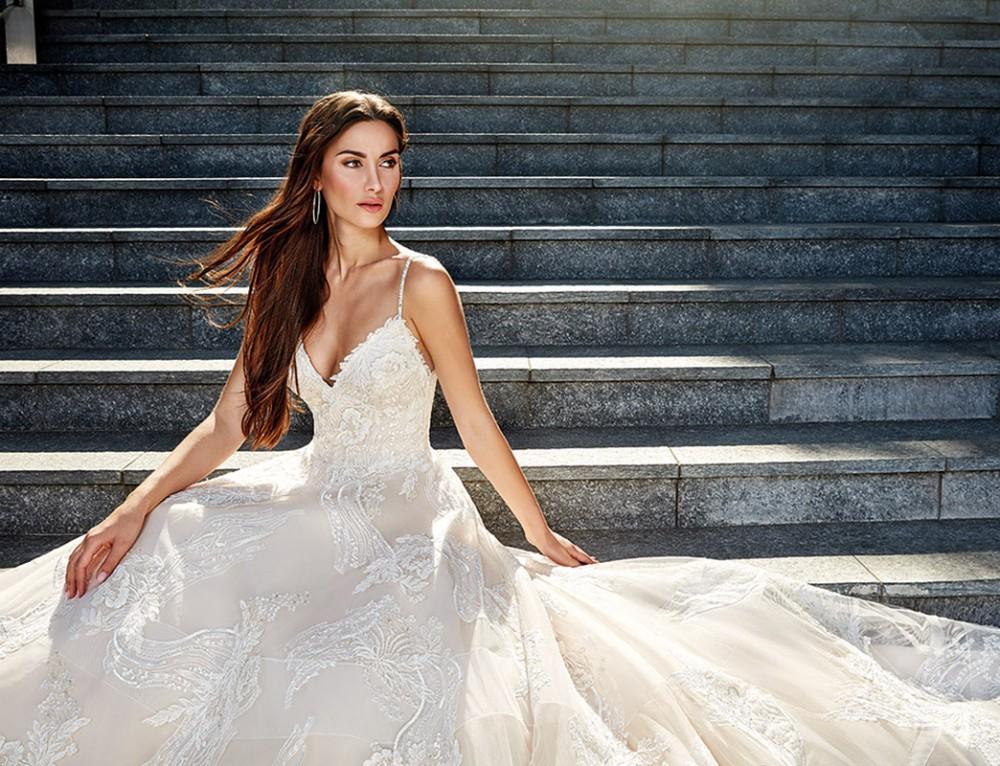 Designers Wedding Gowns: Wedding Dress Corsica – Eddy K Bridal Gowns