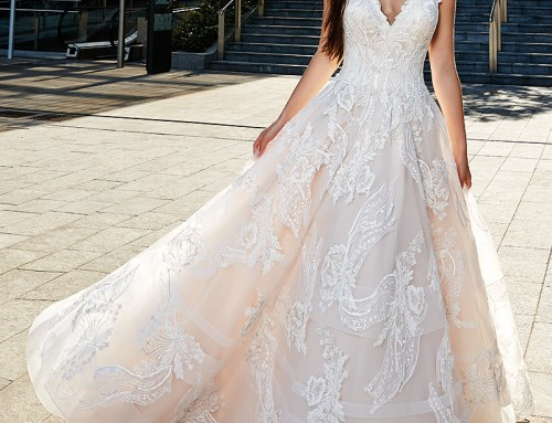 Wedding Dress SKY132