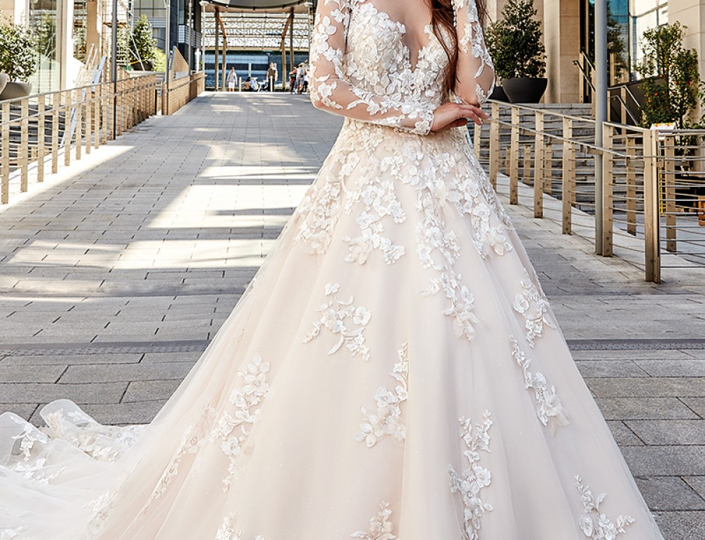 Wedding Dress SKY134