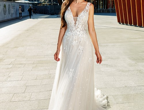 Wedding Dress SKY138