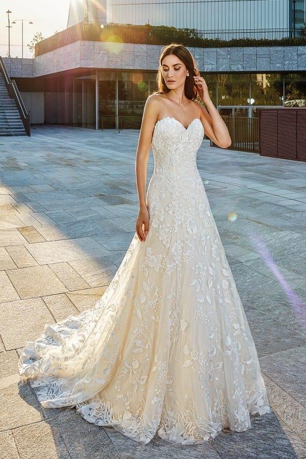 Sky   Eddy K Bridal Gowns   Designer Wedding Dresses 2018