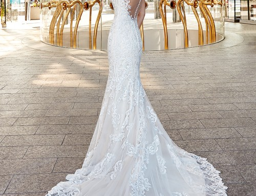 Wedding Dress SKY142