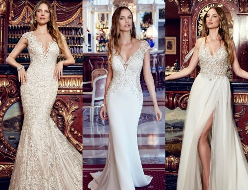 Wedding Wednesday: Top 3 trending style of Eddy K. Collection 2018