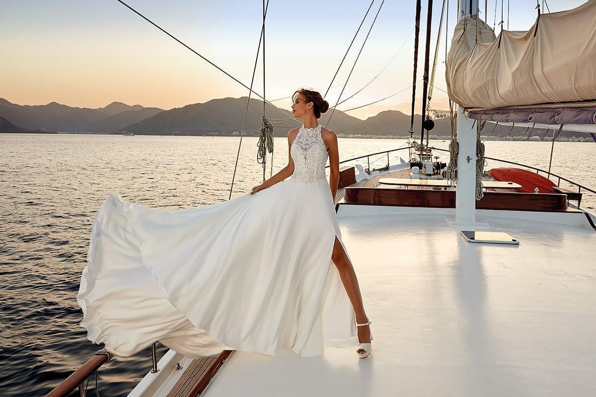 Wedding Dress Amanda in stores now – Eddy K Bridal Gowns | Designer ...