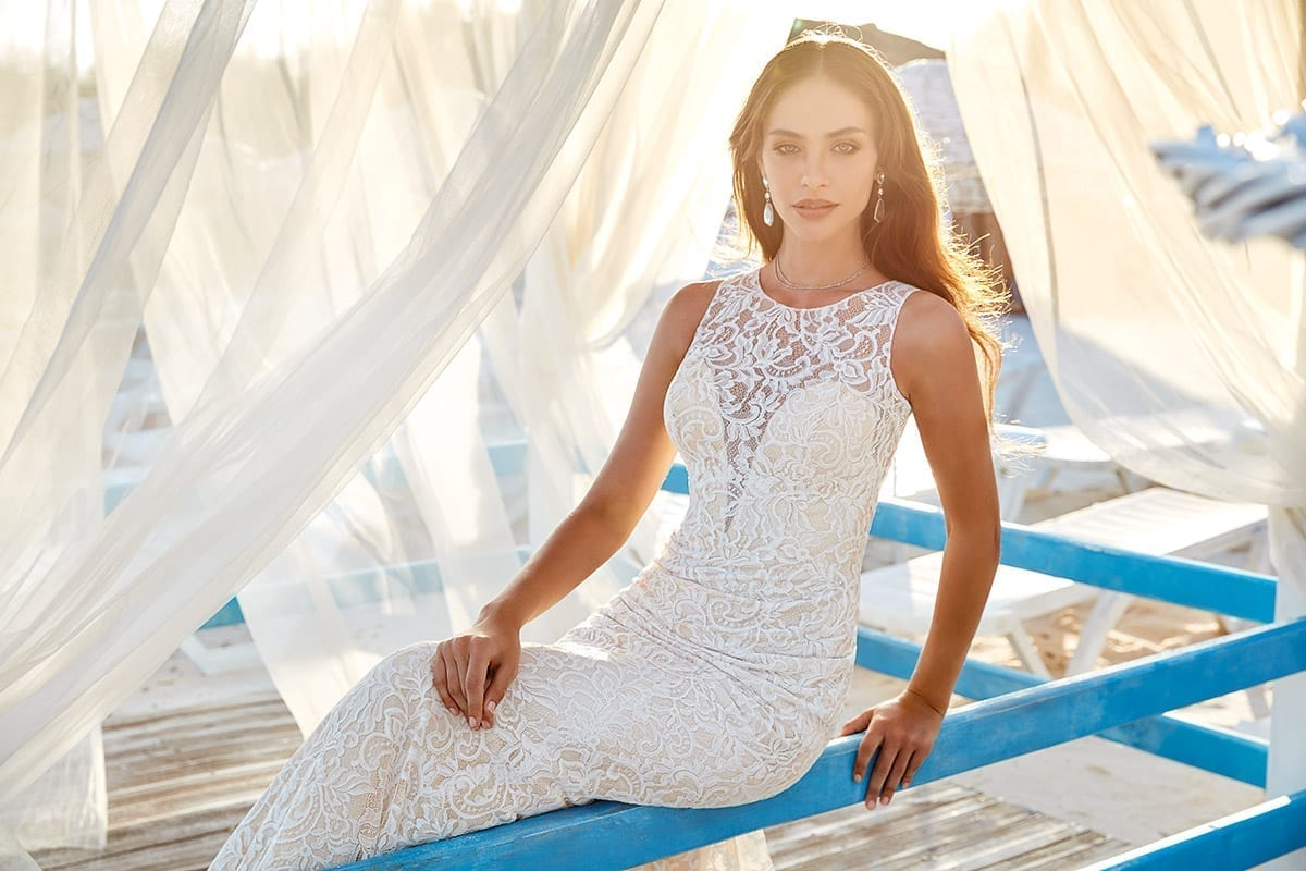 Wedding Dress Anna 1 in stores now – Eddy K Bridal Gowns   Designer ...