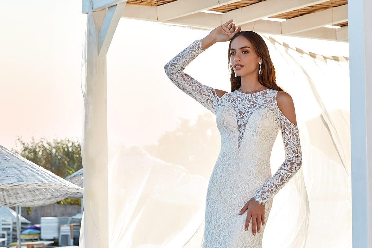 Long Sleeve | Eddy K Bridal Gowns | Designer Wedding Dresses 2018