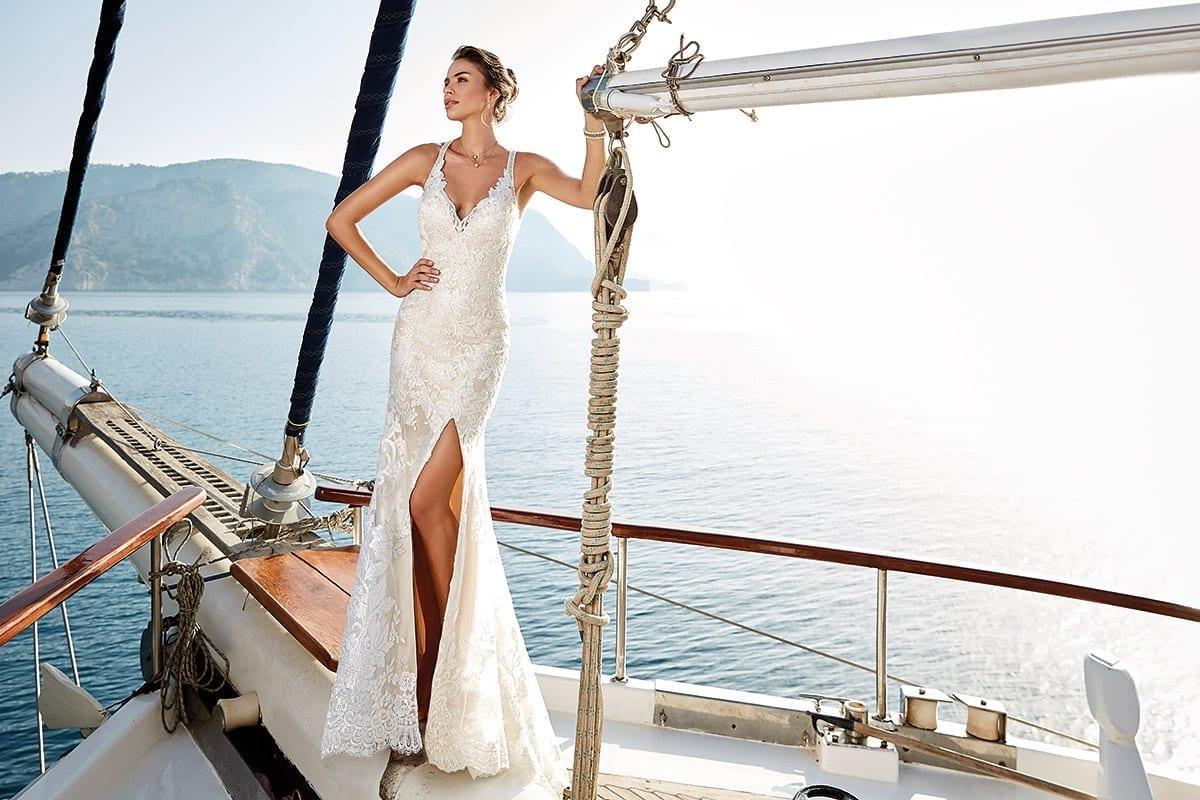 Slit   Eddy K Bridal Gowns   Designer Wedding Dresses 2018