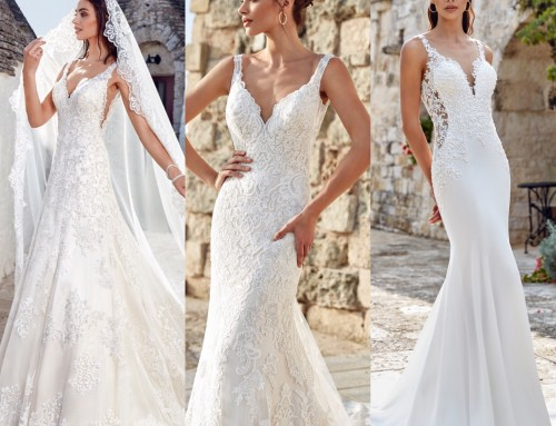 Wedding Wednesday: Top 3 trending styles for Dreams 2018