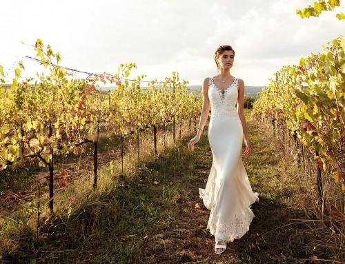 Wedding Dress EK1198  in stores now