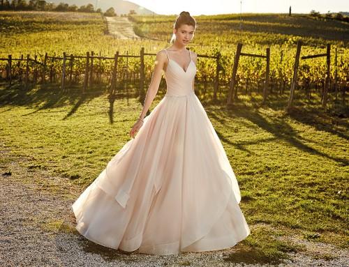 Wedding Dress EK1202  in stores now
