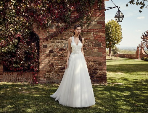Wedding Dress EK1204  in stores now
