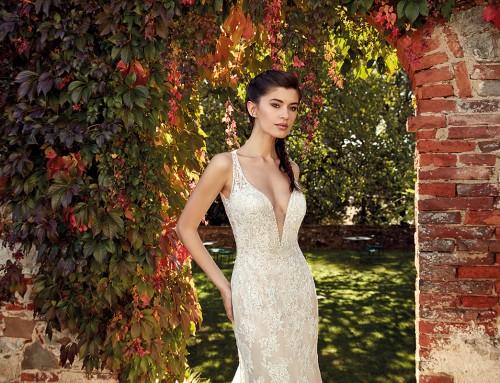 Wedding Dress EK1206  in stores now