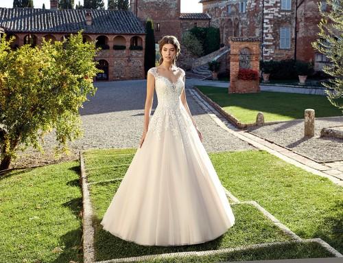 Wedding Dress EK1207  in stores now