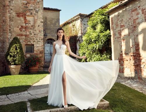 Wedding Dress EK1209  in stores now