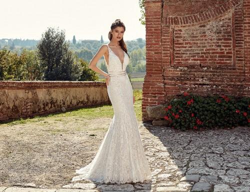 Wedding Dress EK1211  in stores now