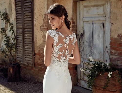 Wedding Dress EK1212  in stores now