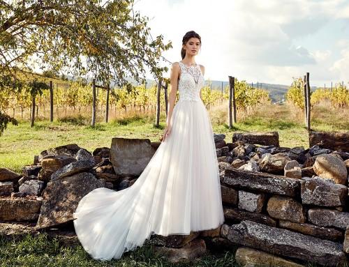 Wedding Dress EK1213  in stores now