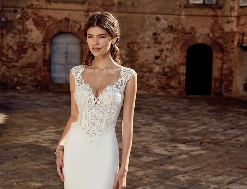 Wedding Dress EK1215  in stores now