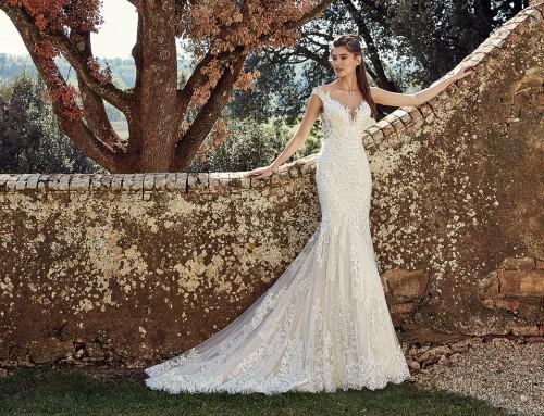 Wedding Dress EK1216  in stores now