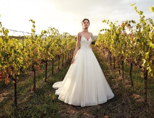 Wedding Dress EK1217  in stores now