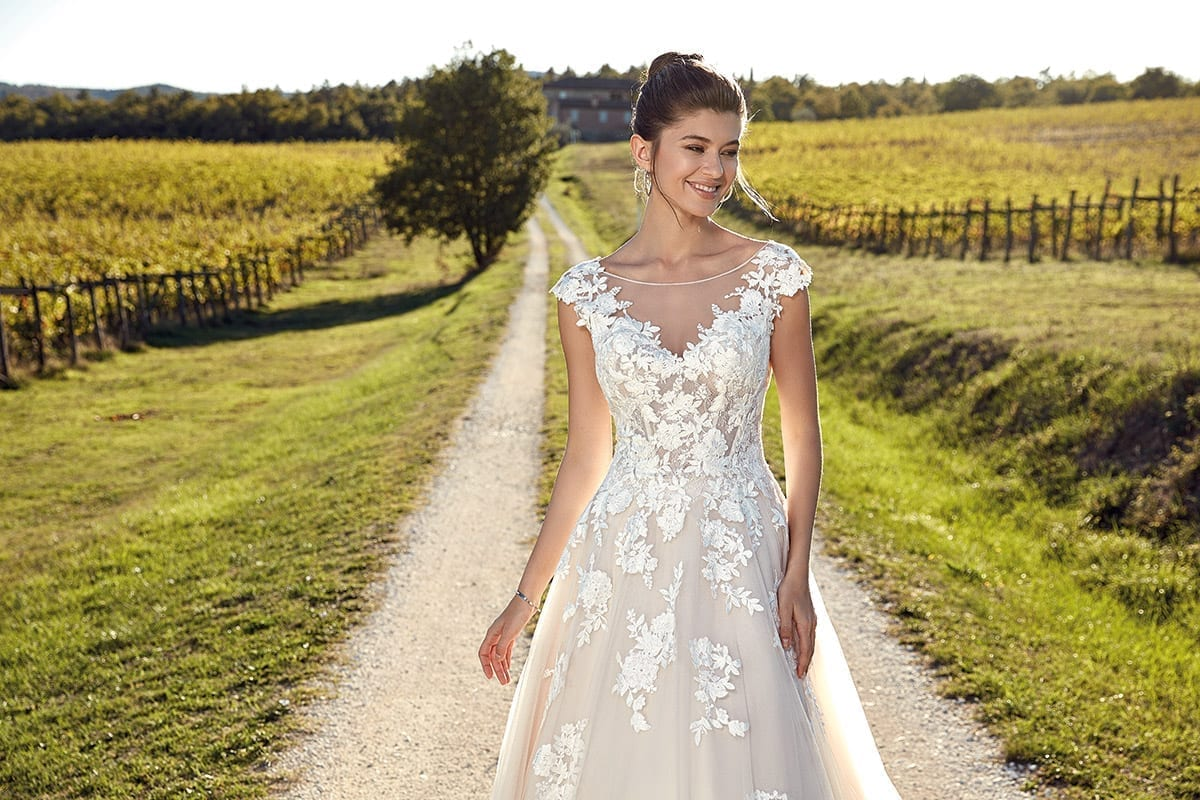 Wedding Dress EK1229 in stores now – Eddy K Bridal Gowns | Designer ...