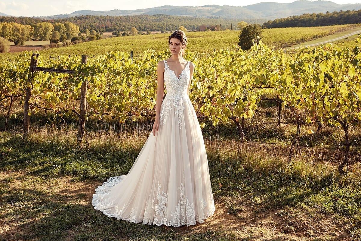 Wedding Dress EK1231 in stores now – Eddy K Bridal Gowns | Designer ...