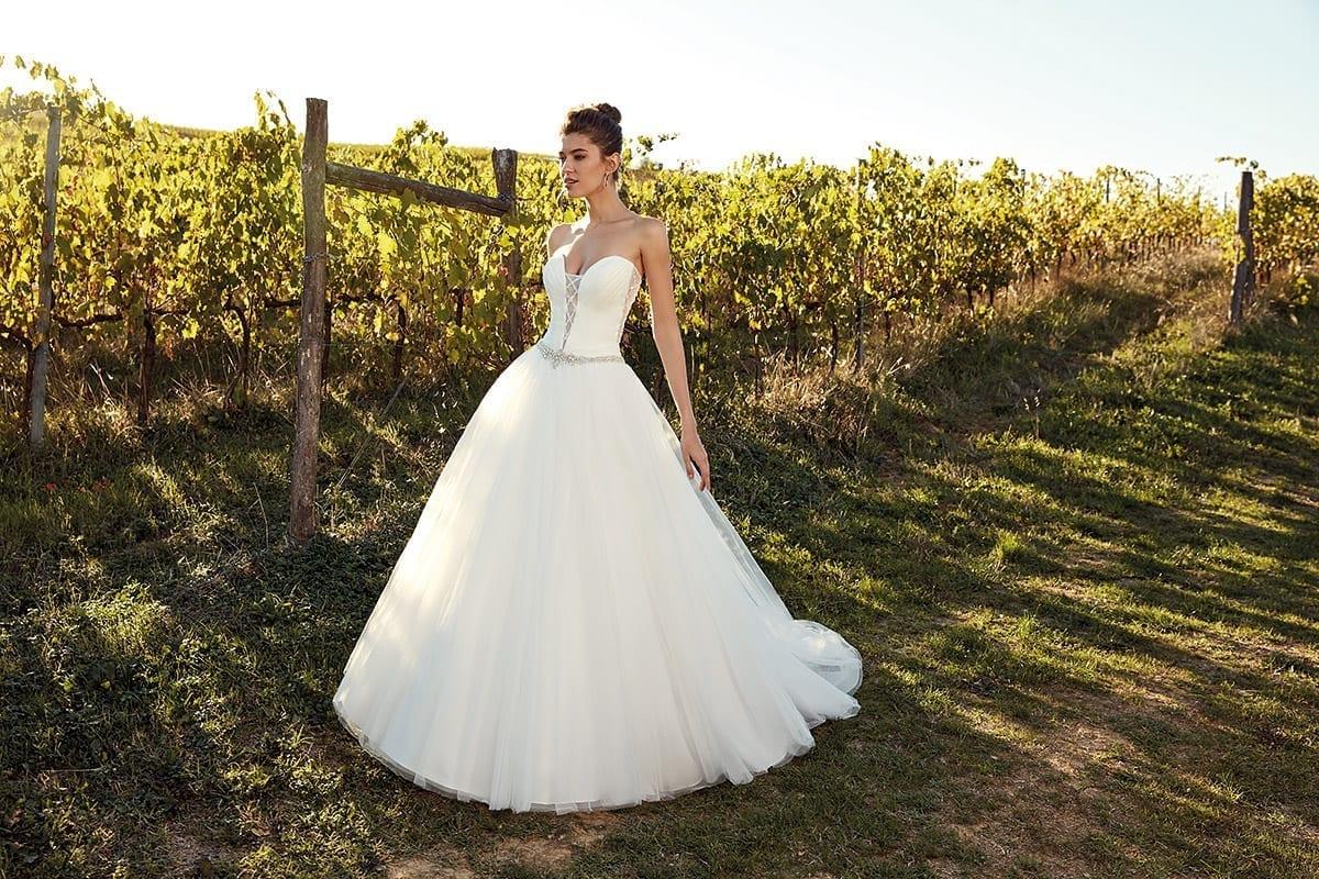 Wedding Dress EK1241 in stores now – Eddy K Bridal Gowns | Designer ...