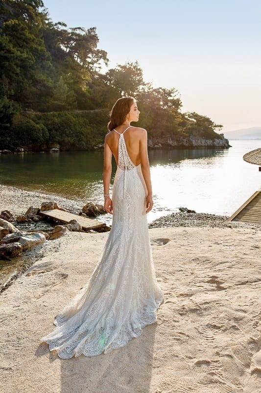 Wedding Dress Isadora In Stores Now Eddy K Bridal Gowns