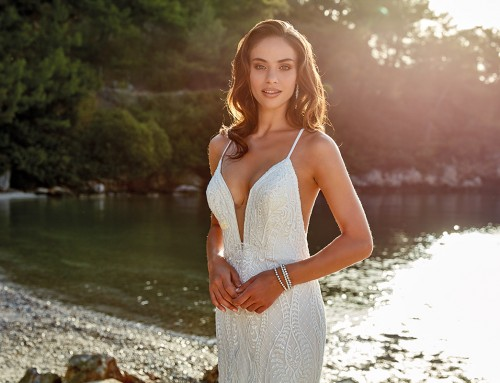 Wedding Dress Isadora  in stores now