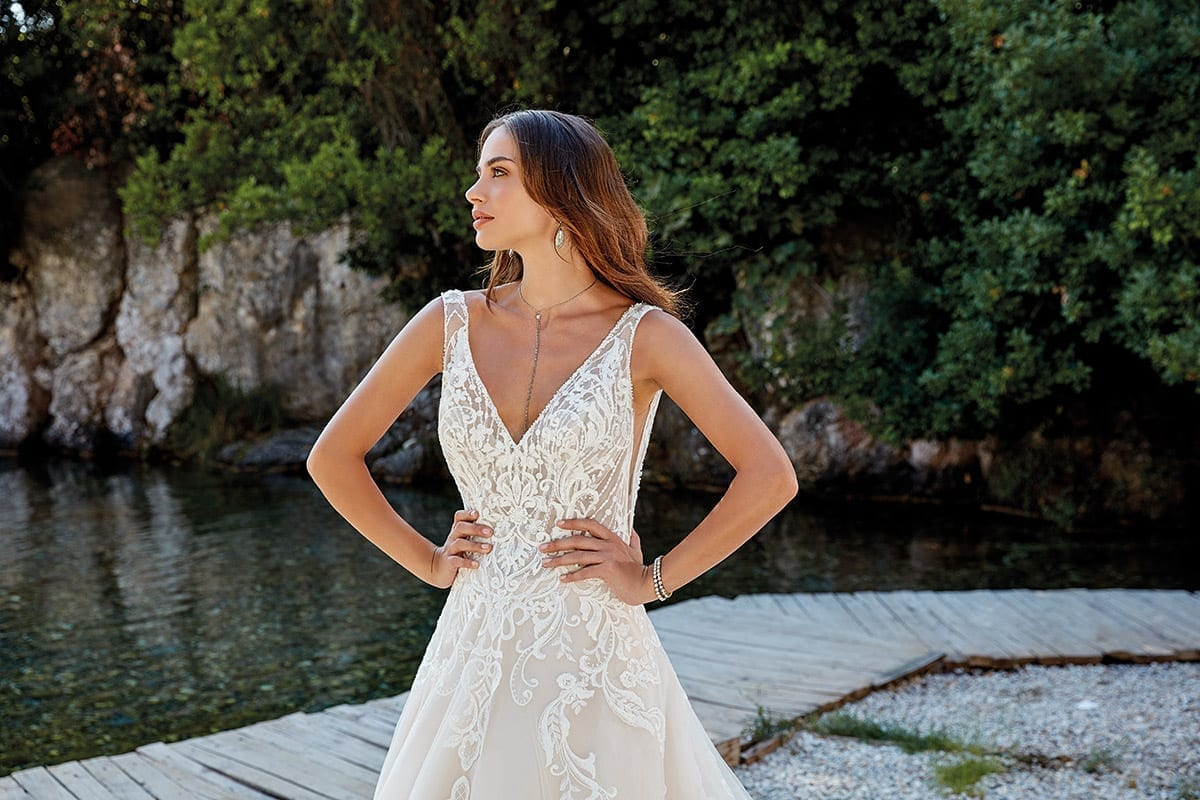 Wedding Dress Kyra – Eddy K Bridal Gowns   Designer Wedding ...