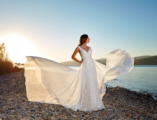 Wedding Dress Layla  in stores now