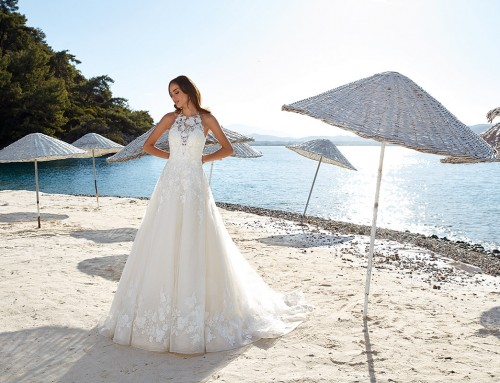 Wedding Dress Milena  in stores now