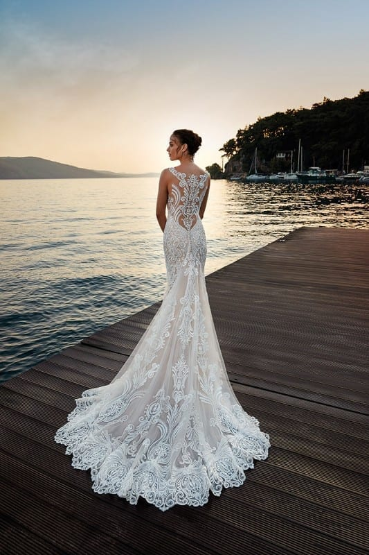 Wedding Dress Sydney Eddy K Bridal Gowns Designer