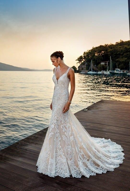 Wedding Dress Sydney Eddy K Bridal Gowns Designer