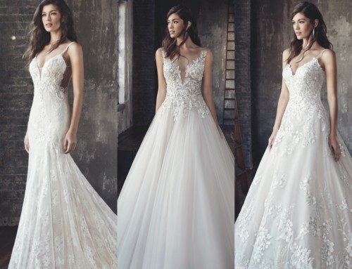 Wedding Wednesday: Top 3 trending styles of Eddy K. Couture 2018