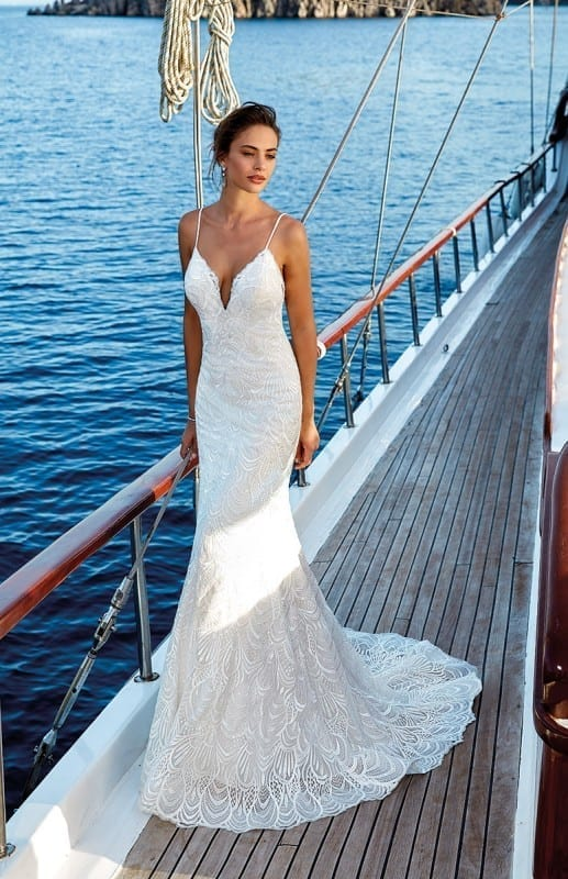 Wedding Dress Verona in stores now – Eddy K Bridal Gowns | Designer ...